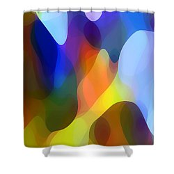Dappled Light Shower Curtain