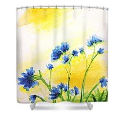 Daring Dream Shower Curtain