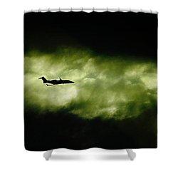 Dark Shadow  Shower Curtain