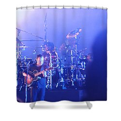 Dave Matthews Jamming In Tampa Flordia  Shower Curtain