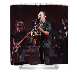 Dave Matthews Live Shower Curtain
