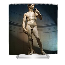 Dave 's The Name Shower Curtain