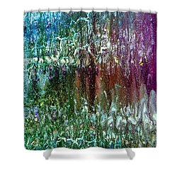 Dawn Shower Curtain by Holly Anderson