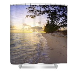 Dawn Of A New Day Shower Curtain by Chad Dutson