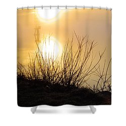 Shower Curtain featuring the photograph Dawn Of A New Day by Robyn King