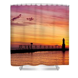 Dawn Of Promise Shower Curtain by Bill Pevlor