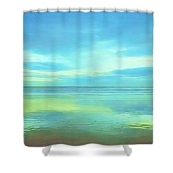 Dawning Glory Shower Curtain