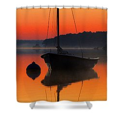 Shower Curtain featuring the photograph Dawn's Light by Dianne Cowen