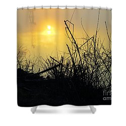 Shower Curtain featuring the photograph Daybreak by Robyn King