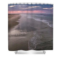 Daybreak Shower Curtain by Tammy Espino