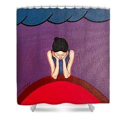Daydreamer Shower Curtain by Patrick J Murphy