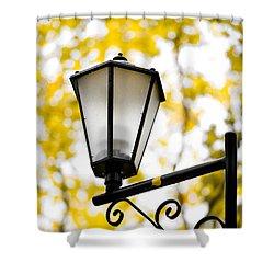 Daylight - Featured 3 Shower Curtain by Alexander Senin