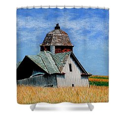 Days Gone By Shower Curtain by Kimberly Shinn