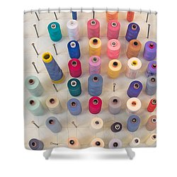 De Klos - Spooled Shower Curtain