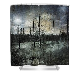 Deadwood Shower Curtain