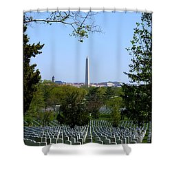 Shower Curtain featuring the photograph Debt Of Gratitude by Patti Whitten
