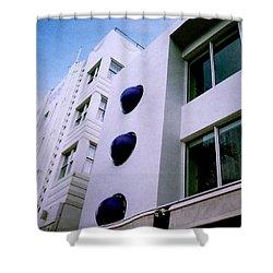 Deco Drive Polaroid Shower Curtain