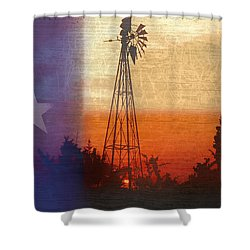 Deep In The Heart 2 Shower Curtain by Stephen Anderson