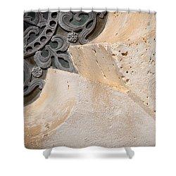 Degoyler Limestone Shower Curtain
