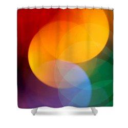 Deja Vu 2 Shower Curtain