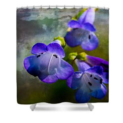 Delicate Garden Beauty Shower Curtain by Mick Anderson