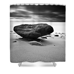 Delicated Balance Shower Curtain