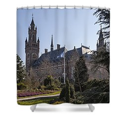 Den Haag Shower Curtain by Joana Kruse