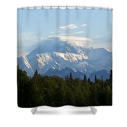 Denali A Closer Look Shower Curtain