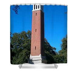 Denny Chimes Shower Curtain