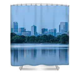 Denver Colorado Shower Curtain
