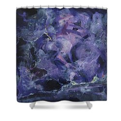 Depths Of Passion Shower Curtain
