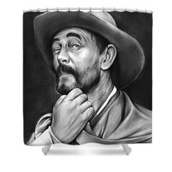 Deputy Festus Haggen Shower Curtain