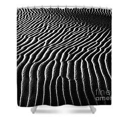Desert Sands Shower Curtain