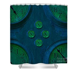 Desitions #1 Shower Curtain