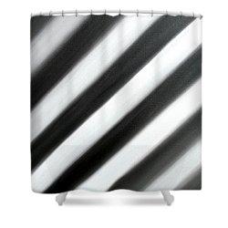 Desperation Shower Curtain by Sven Fischer