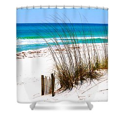 Destin, Florida Shower Curtain