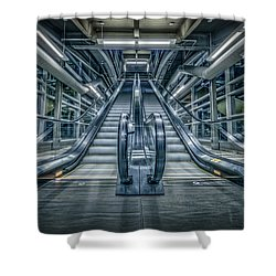 Destiny Shower Curtain by Everet Regal