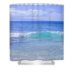 Destiny Shower Curtain by Sharon Mau