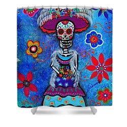 Dia De Los Muertos Catrina Painting By Pristine Cartera Turkus