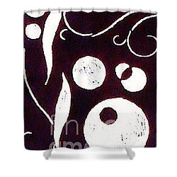 Different Shower Curtain by Yael VanGruber