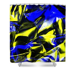 Digital Art-a19 Shower Curtain by Gary Gingrich Galleries