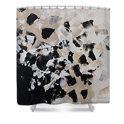 Digital Shower Curtain