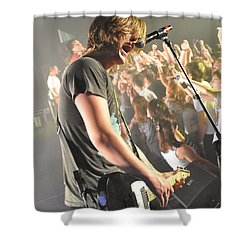 Disciple-micah-0146 Shower Curtain by Gary Gingrich Galleries