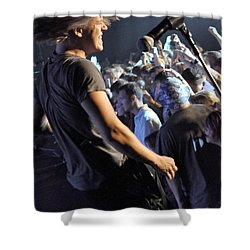 Disciple-micah-8840 Shower Curtain by Gary Gingrich Galleries
