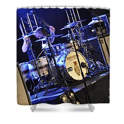 Disciple-trent-8843 Shower Curtain by Gary Gingrich Galleries