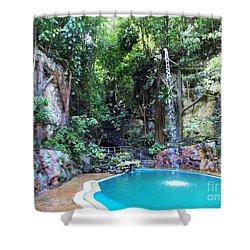 Discovery Park - Bon Bon Shower Curtain