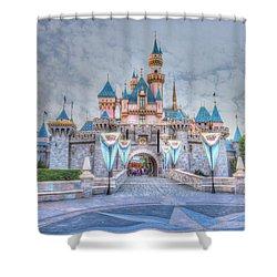 Disney Magic Shower Curtain