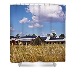 Disney Wilderness Preserve Shower Curtain by Rich Franco