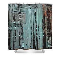 Dissolve C2011 Shower Curtain
