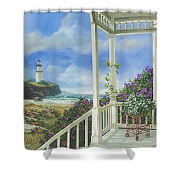 Distant Dreams Shower Curtain